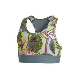 Alphaskin All Over Print Bra Girls