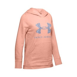 Rival Print Fill Logo Hoody Girls
