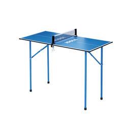 Tischtennis Platte Mini, blau