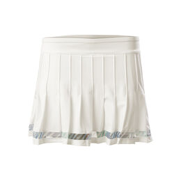 Long Sheer Can Pleated Skirt
