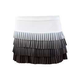 Nightfall Ombre Pleated Skirt