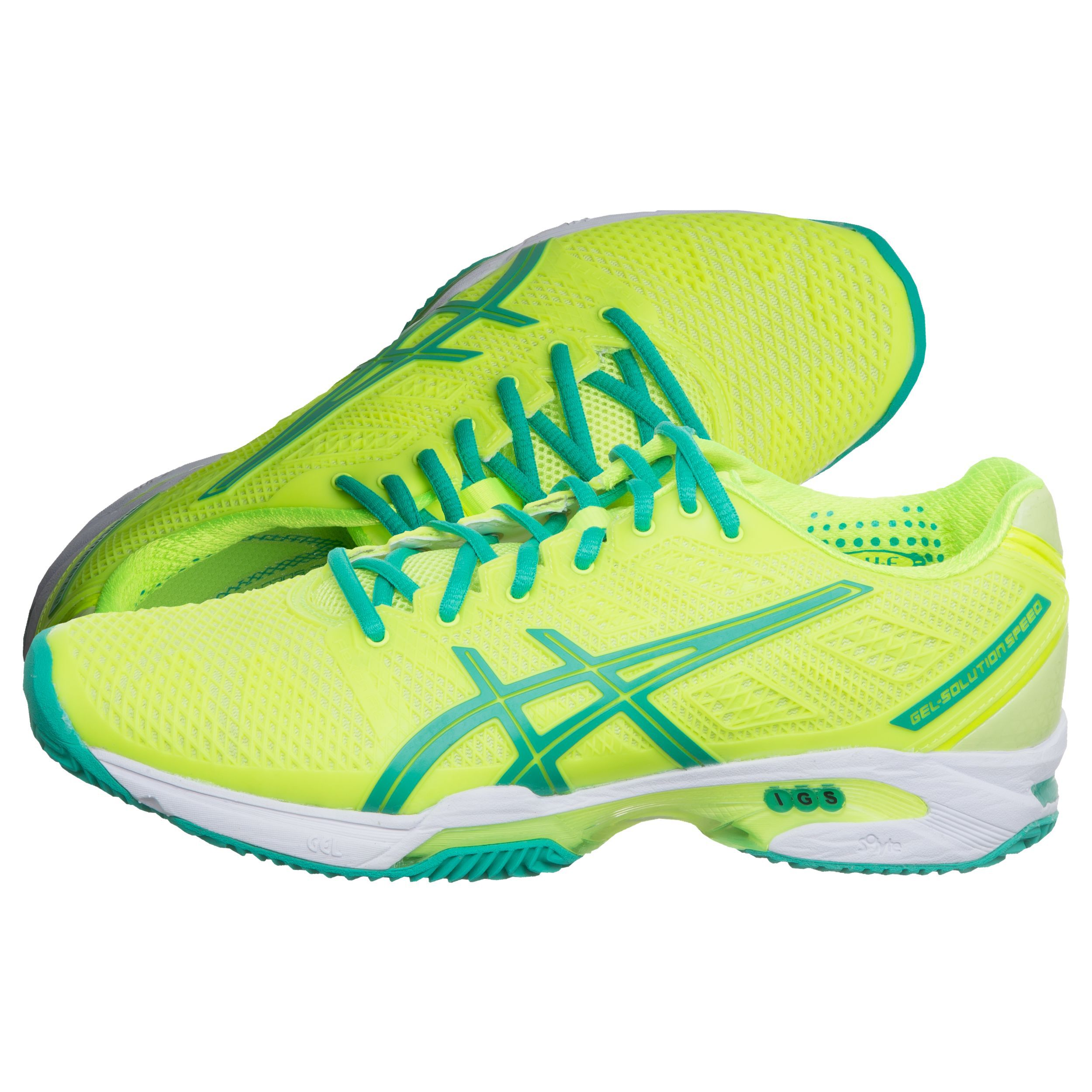 Asics Gel Solution Speed 2 Clay Chaussure Terre Battue