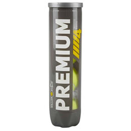 Premium Tennisball Swiss Tennis 4er