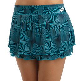 Tennis Tech Printed PL Skirt Women