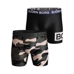Peaceful & Bor Per Shorts Men