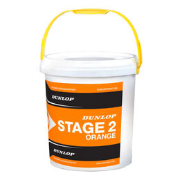 Mini Tennis Stage 2 Orange, 60er plus Eimer (2019)