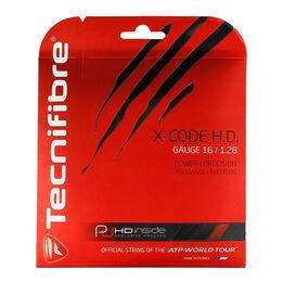 X-Code 12,2m schwarz