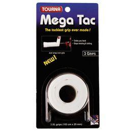 Mega Tac weiß 3er